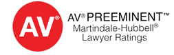 AV Lawyer Rated