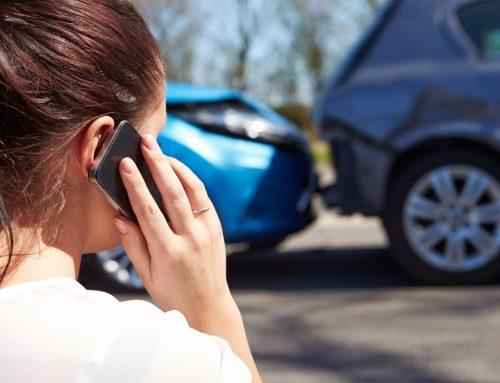 Do These 4 Things FIRST After A Car Accident