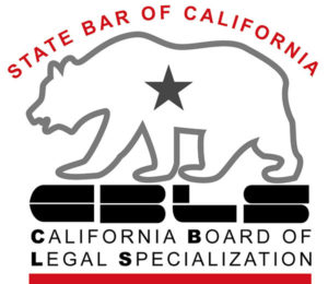 State Bar of California. California Board of Legal Specialization