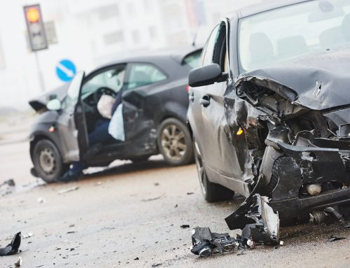 Five Car Accident Injuries That May Require Surgery